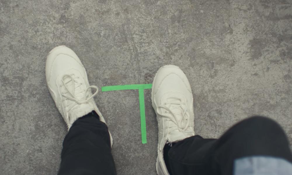 huge discount 72851 b8b67 Daniel Arsham  adidas Originals Film Hints at a Sneaker Coll