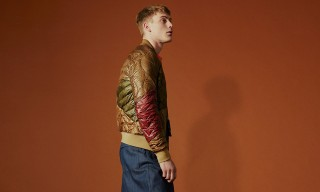 """Blauer USA's Innovative New """"Nylolite"""" Collection Is Inspired by Reconstructed Military Garments"""