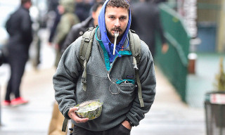 15 Times Shia LaBeouf Proved He's a Normcore Fashion God