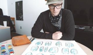 Here's How an Uncompromising Boston Artist Turned His Creativity Into a Career