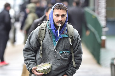 Winter 2017 fashion show - This Is Why Shia Labeouf Is A Normcore Fashion God