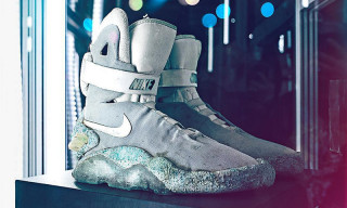 Original Marty McFly-Worn Nike MAGs to Be Auctioned Soon