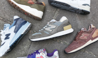 Meet the Sneaker Collector Who Owns Some of the World's Rarest New Balances