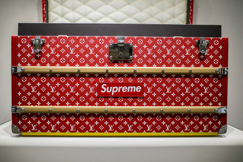 Meet the Rich Teens That Actually Bought the Supreme x Louis Vuitton Trunks 9a862a25fd