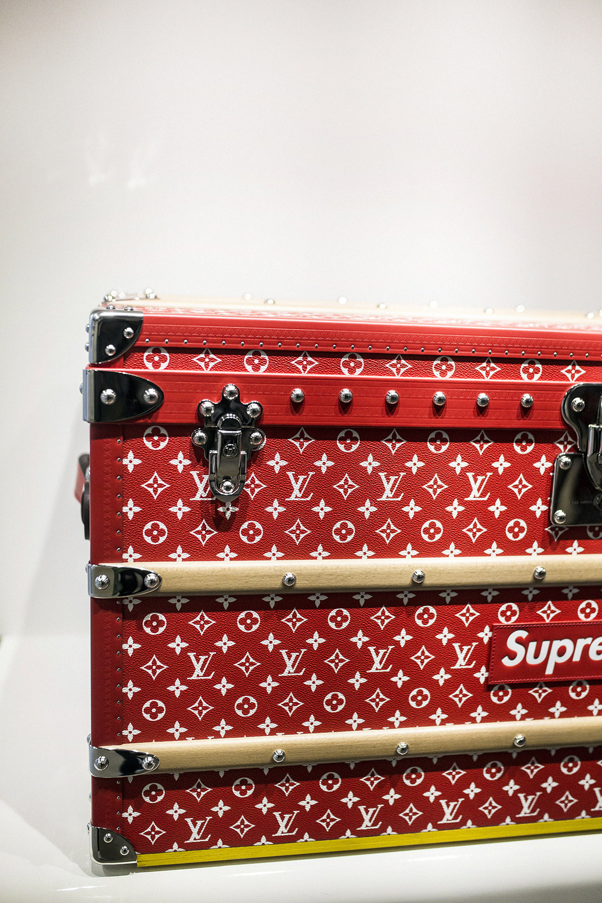 Supreme x Louis Vuitton Trunks  Rich Teenagers Bought it 2780e52356163