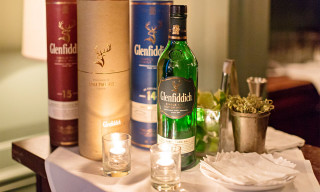 Here's What Went Down at Glenfiddich's Inaugural Single Malt Salon Series
