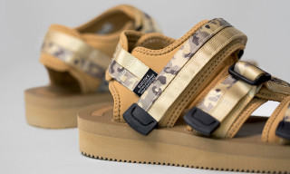 Here's What You Need to Know About SUICOKE, the Mysterious Japanese Footwear Brand