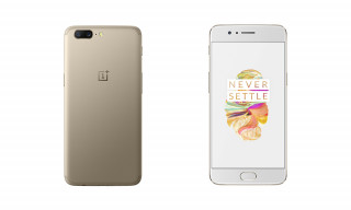 OnePlus Drops the New OnePlus 5 in Soft Gold Colorway for Summer