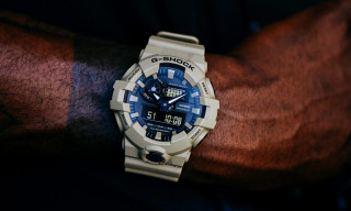G-SHOCK's Utility Collection Is an Ode to Military Design