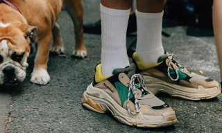 Chunky Sneakers Aren't Going Anywhere, Here's Why