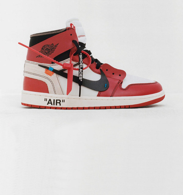 Here's All 10 OFF-WHITE x Nike Sneakers