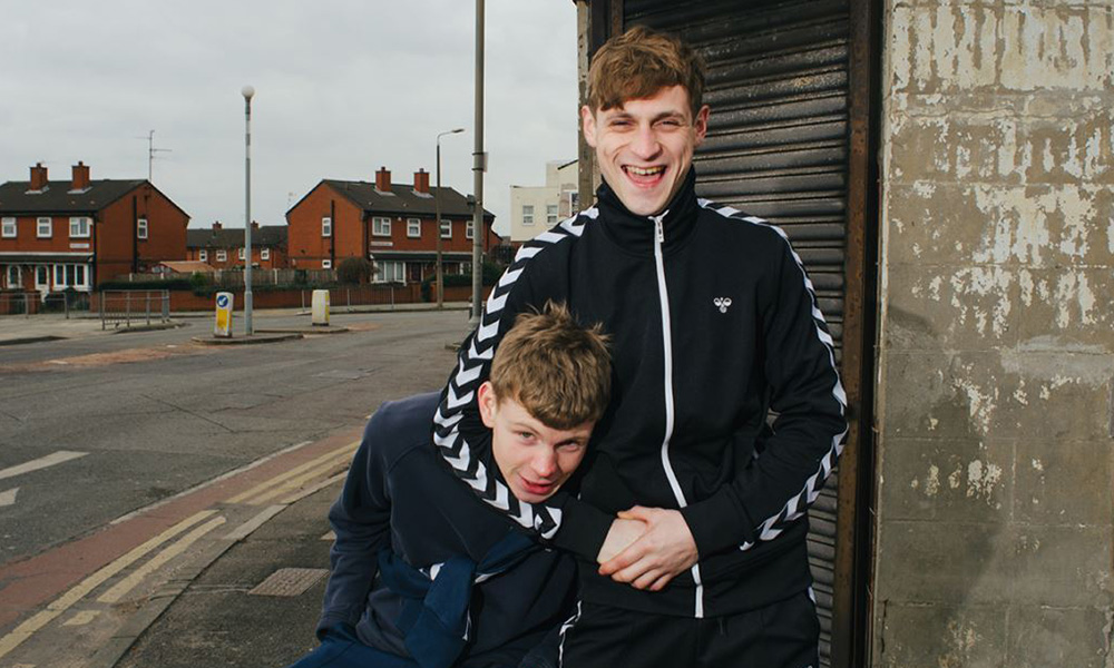 The New Hummel Tracksuit Is Ultimate Roadman Style