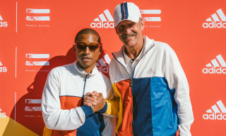 Pharrell and adidas Tennis Bring Love to NYC with 'Don't Be Quiet Please' Campaign