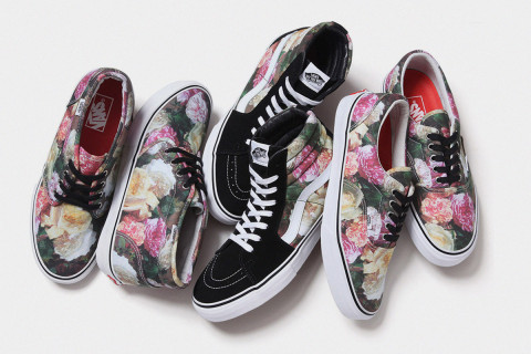 c197288be7a1 Supreme x Vans  A Full History of Collaborations