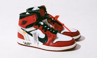 "Here's How to Buy Virgil Abloh's Nike ""The Ten"" Sneakers"