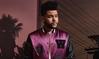 The Weeknd's Second Collaboration With H&M Is Dropping Tomorrow