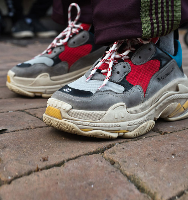Our 20 Favorite Sneakers Worn at Kick It Rome FW17
