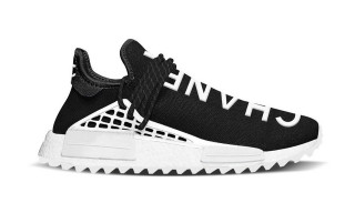 Here's How to Buy the Chanel x Pharrell x adidas NMD Hu on November 21 For €1,000
