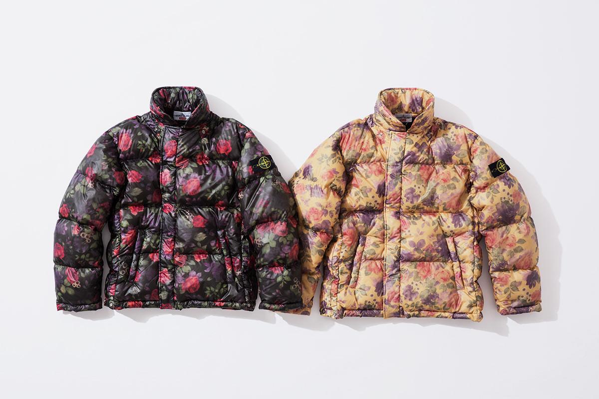 Supreme puffer jackets