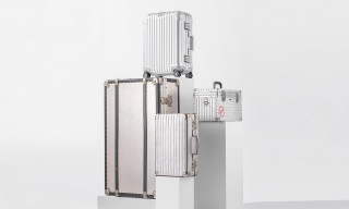 Rimowa Celebrates 80 Years of Aluminium Luxury Luggage