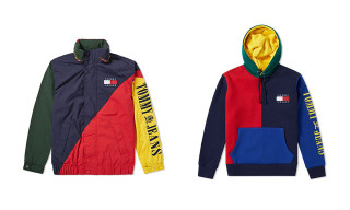 Tommy Hilfiger Takes It Back to the '90s With Tommy Jeans Collection