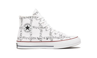 Converse & J.W. Anderson Unveil Exclusive All-Over Print Chuck Taylors