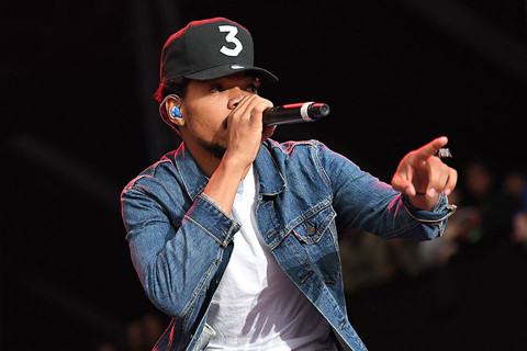 Why Does Chance the Rapper Always Wear a 3 Hat  9de4b3b28581