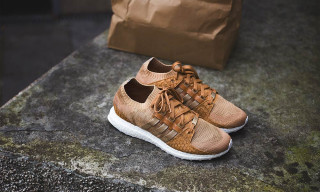 Pusha T Secures the Brown Bag With New adidas EQT Sneaker