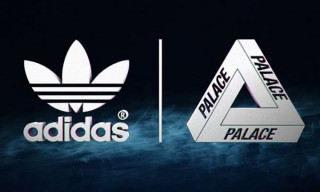Palace Teases A New Collaboration With adidas Originals