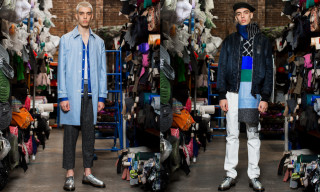 "clothsurgeon Remixes Streetwear & Sartorial Appeal For ""Crafted Chaos"" Collection"