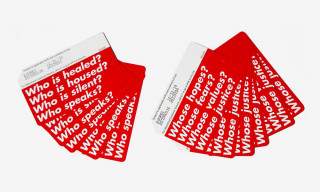 New York City Is Getting Two Limited-Edition Barbara Kruger-Designed MetroCards