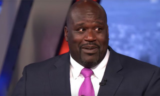 Watch Shaq Bite Into the World's Hottest Chip
