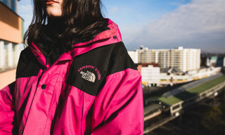 The North Face's Iconic Expedition Jackets Find a Second Home in Berlin's Urban Landscape