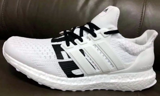 Images of the All-White UNDEFEATED x adidas Ultra Boost Have Surfaced