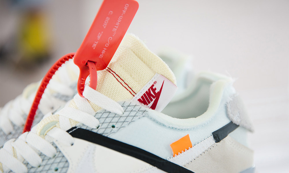 Watch The Ten by Nike x Virgil Abloh Sneaker Collection video