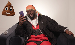 Watch T-Pain Demonstrate How to Use Animoji Correctly