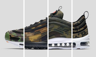 """Here's How to Buy the Nike Air Max 97 """"Country Camo"""" Pack in Late December"""