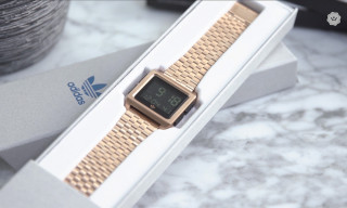 adidas Timing Imbues '70s Heritage Style in New Line of Digital Watches