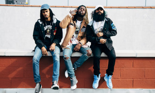 Watch Flatbush Zombies Face off Live in Second Installment of 'Pushing Buttons: The Mixer Edition' Gaming Show
