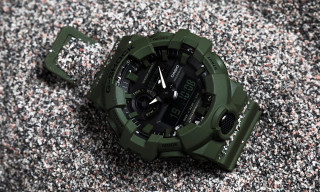 This Updated G-SHOCK's Watch Is the Brand's Ultimate Military-Inspired Design You Need in Your Collection