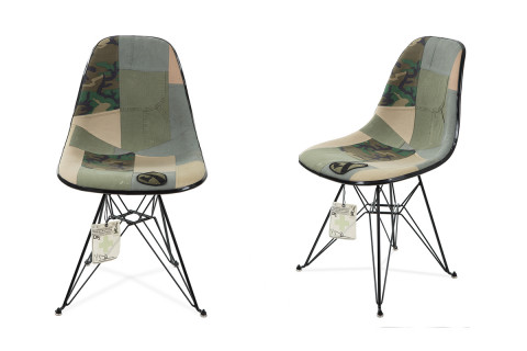 Modernica And Famed Los Angeles Clothes Surgeon DRx Romanelli Have Teamed  Up For A Limited Edition Run Of Vintage Military Furniture.