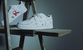 "Watch Trevor ""Trouble"" Andrew Unveil His Collab Sneaker With Reebok"