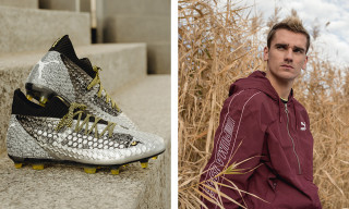 Soccer Star Antoine Griezmann Reveals His New Street-Ready PUMA Collection