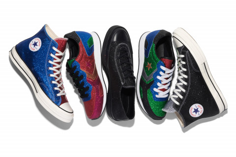 Here s How to Buy JW Anderson s Glitter Converses on December 14 7b40d5fb9