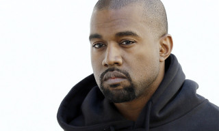 """Kanye West Just Stepped out in A """"Triple Black"""" Wave Runner 700"""