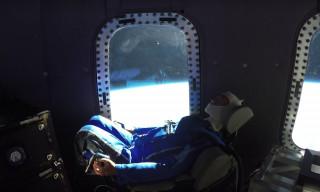 Watch Jeff Bezos's Blue Origin Send a Test Dummy to Space