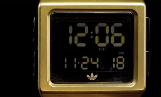 A Closer Look at adidas Timing's Sharp New ARCHIVE_M1Digital Watch