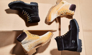 Here's How You Can Cop the Velvet OFF–WHITE x Timberland 6-Inch Boot Tomorrow