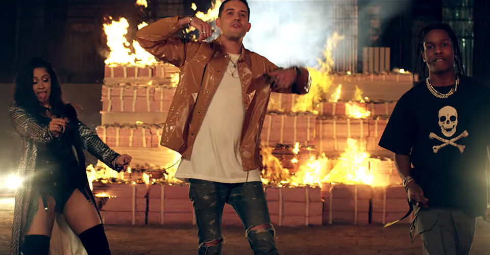 G Eazy Just Dropped A Twerk Filled Video For His Quot No Limit
