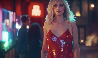 "Twitter Is Raging About Cara Delevingne & Jimmy Choo's ""Tone Deaf"" Catcalling Ad"